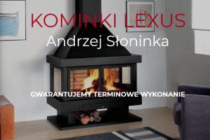 Kominki Lexus Wrocław