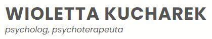 Psycholog Wioletta Kucharek